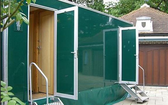 sanitaires de luxe pour l 39 v nementiel tente chapiteau de location. Black Bedroom Furniture Sets. Home Design Ideas